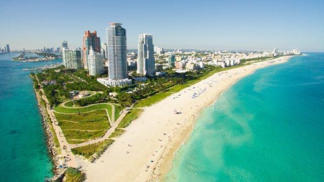 Na jižní Floridě rychle roste zájem o luxusní nemovitosti